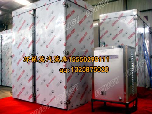 环保燃气食品蒸箱