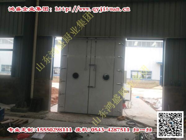 交联电缆工业蒸汽房